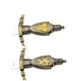 Medieval dagger with sheath - 4