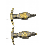 Dague médiévale avec gaine - 4