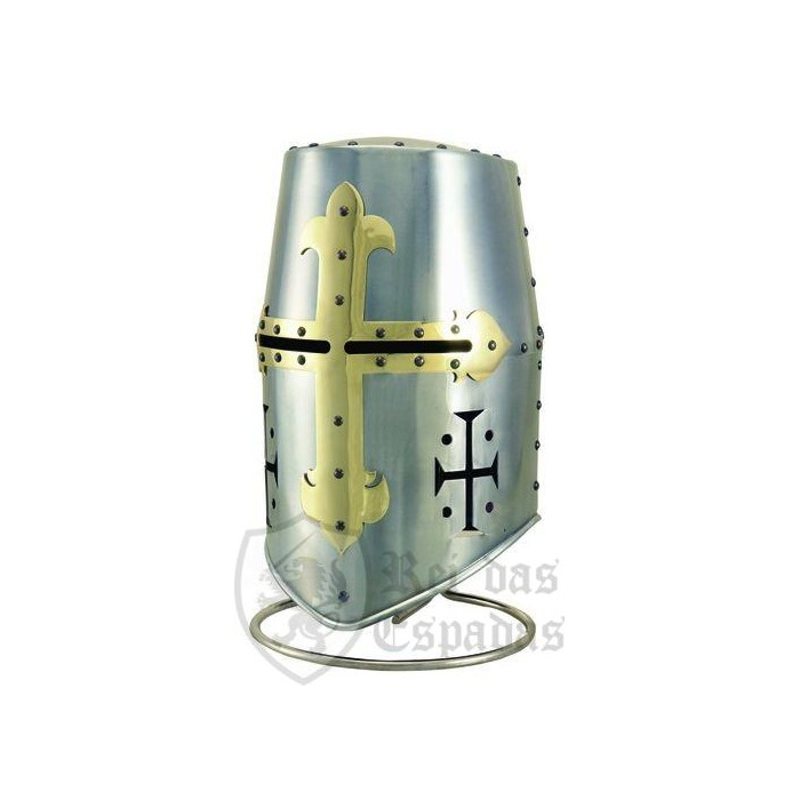 Helmet Templário Gladius - 5