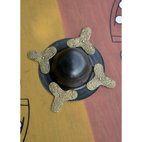 Viking shield wood - 8
