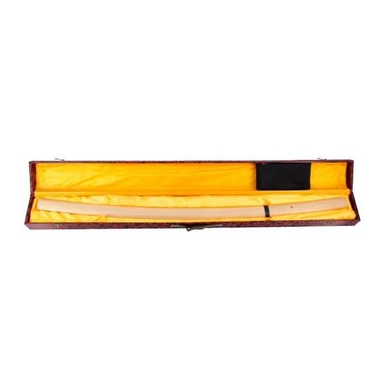 Shirasaya Functional with AISI 104 carbon steel blade - 7