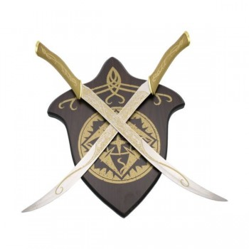 Legolas daggers with support, Lord of the Rings - 4
