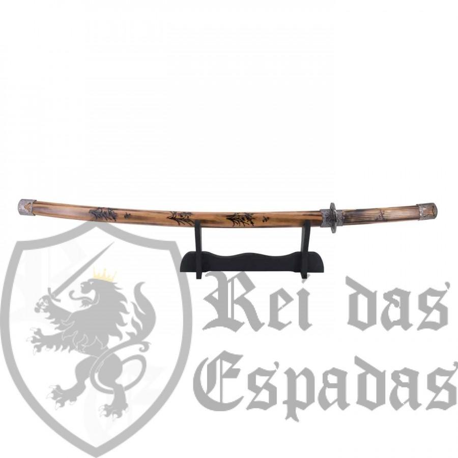 Katana Wood - 2