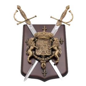 Panoplie d'épées d'or 2 - 2