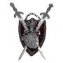 Escudo con las 2 espadas - 2