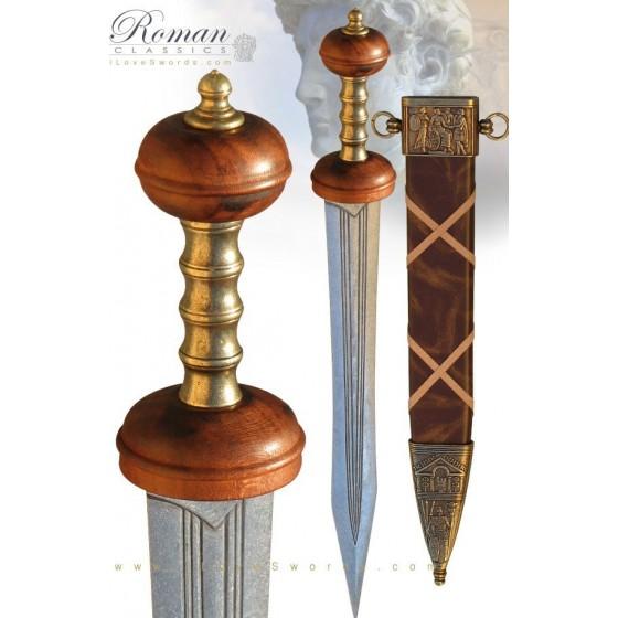 Espada Gladius com bainha incluida,modelo15 - 2