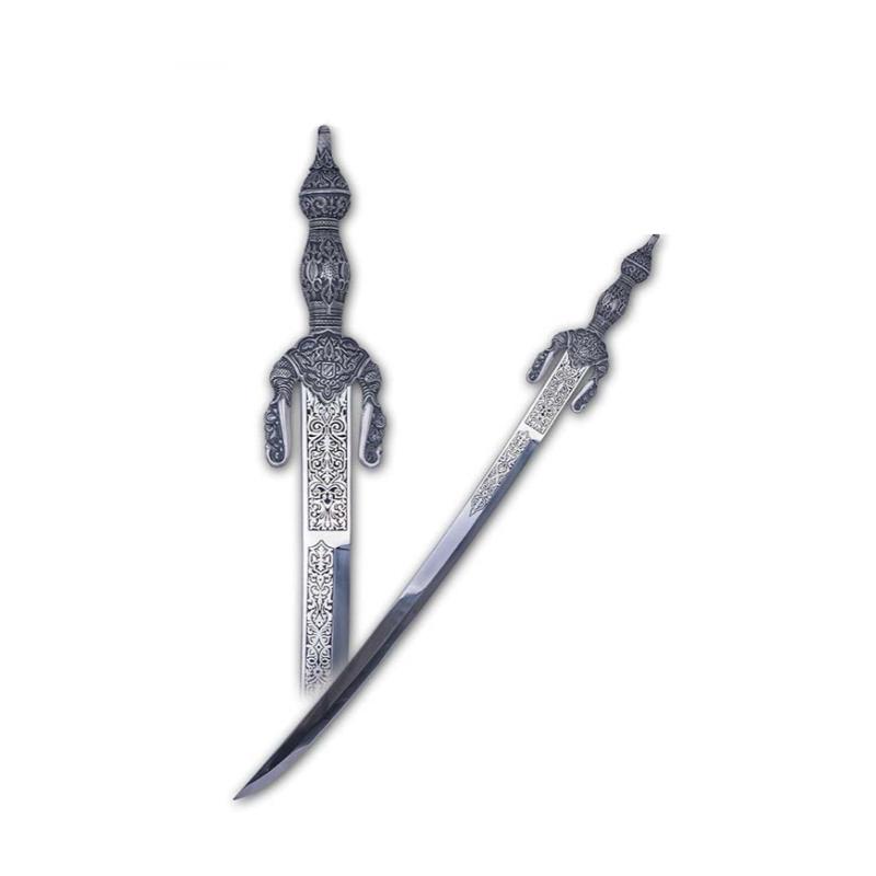 Espada jineta de Boabdil - 2