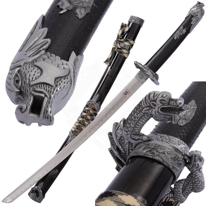 Wakizashi black snake - 3