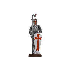 Armadura Cavaleiro Templário em metal - 2