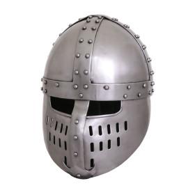 Capacete Norman Spangen, ano 1180 - 4