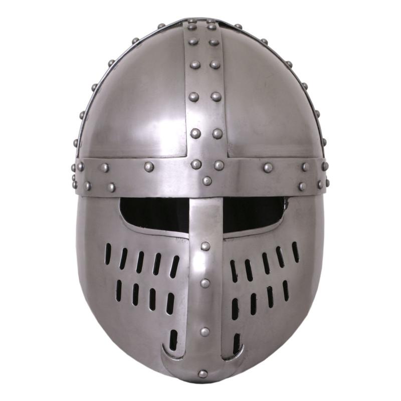 Norman Spangen Helmet, year 1180 - 6