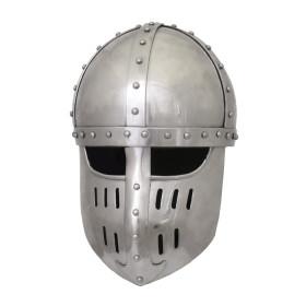 Spangenhelmet helmet with visor - 4