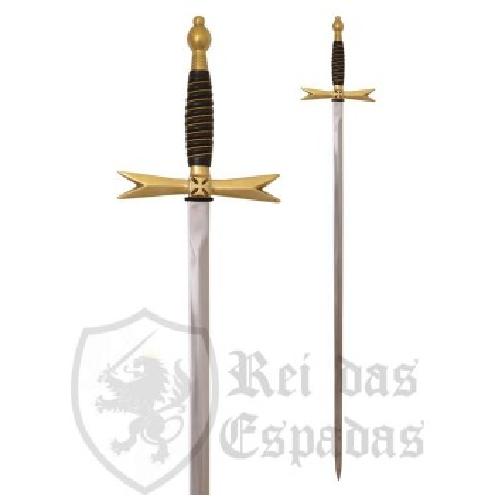 Masonic sword with sheath