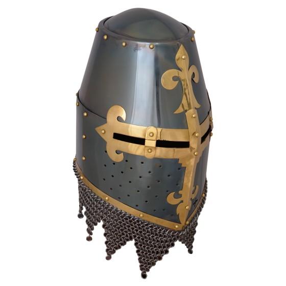 Helm Crusaders Rieter Von Kornburg - 6