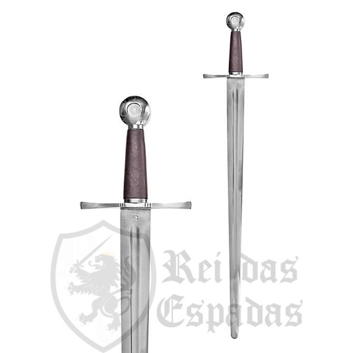 Medieval sword a functional hand - 4