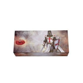 Cuchillo con escudo Templarios - 5
