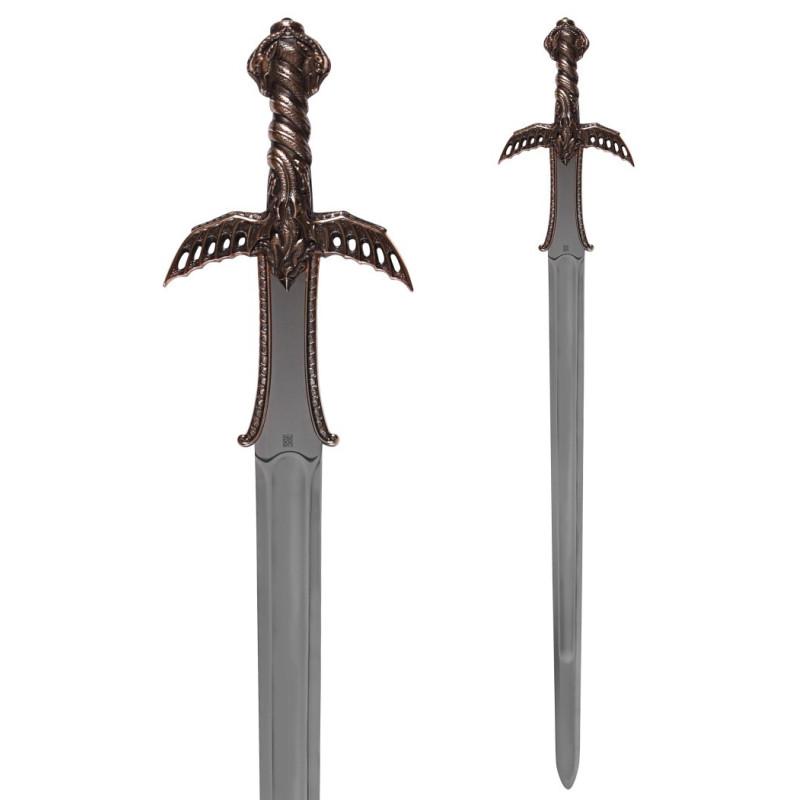 Espada Barbarian, Conan sem bainha - 3