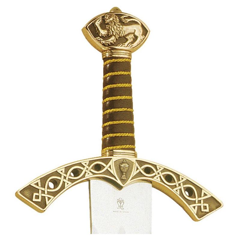 Lancelot Bronze Sword - 6