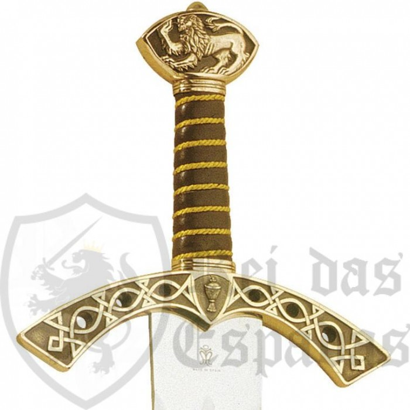 Épée de Bronze de Lancelot - 6
