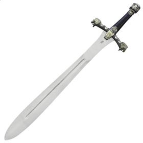 Espada Alejandro Magno,  cerimonial terminada em ouro - 3