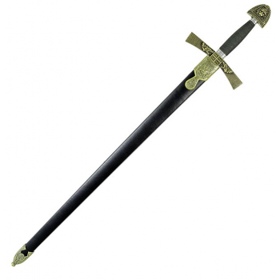 Sword Ivanhoe with sheath - 7