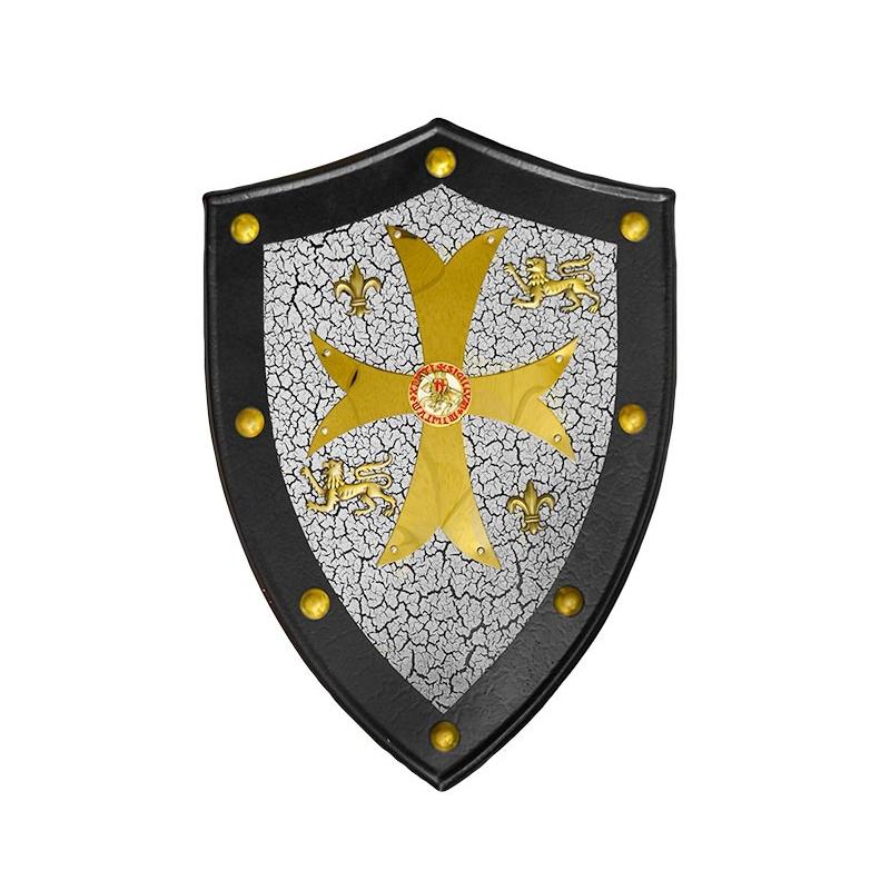 Escudo de templario - 7