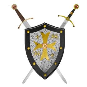 Escudo de templario - 8