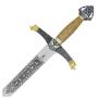 Espada de Lancelot Deluxe con vaina - 4