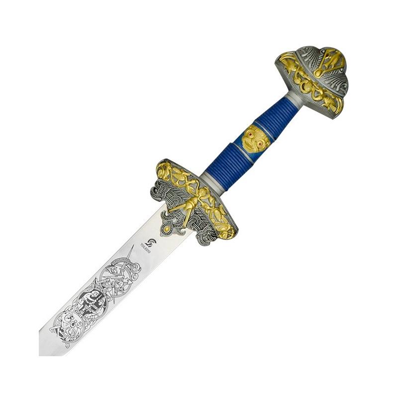 Espada Odincom gravuras, sem bainha - 3