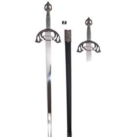Tizona, espada de El Cid con vaina - 7