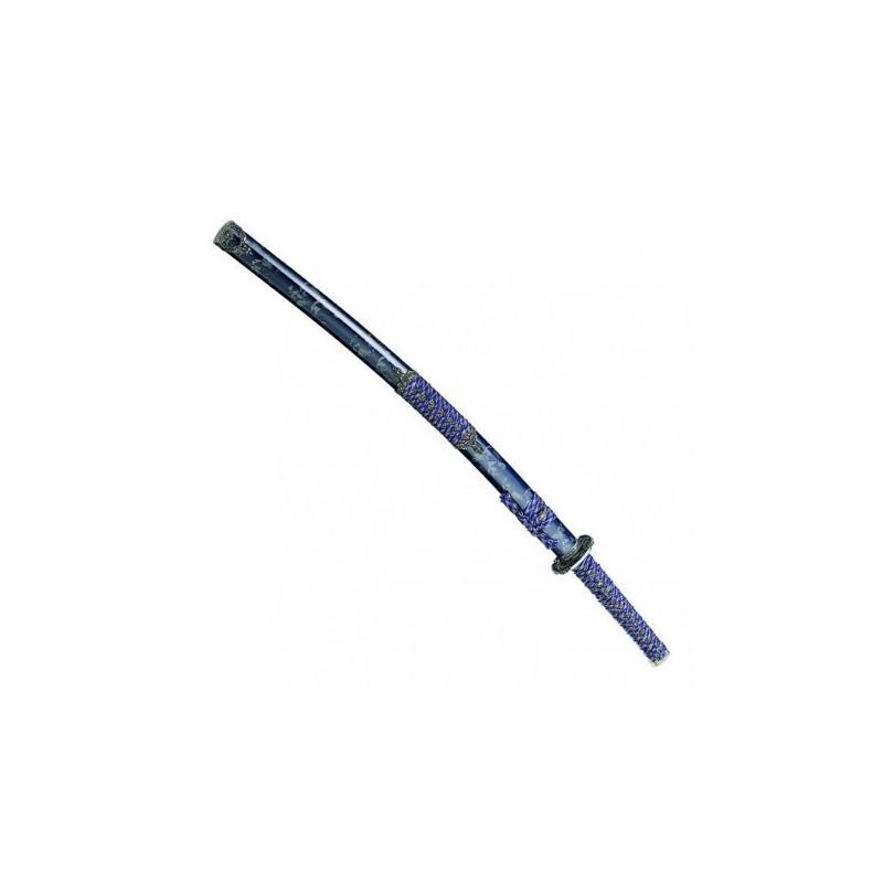 Silver-blue katana - 2
