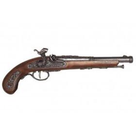 Pistola prateada Francesa de 1872 - 2