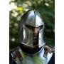 Medieval barbuta - 5