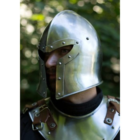 Epic Armoury's Barbuta  medieval - 6