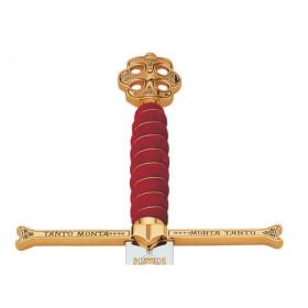 Sword Catholic Kings Gold-Plated - 1