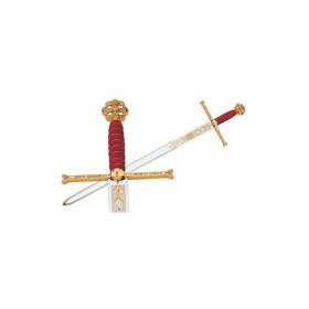 Sword Catholic Kings Gold-Plated - 3