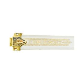 Espada durendal de Roldán em ouro sem bainha - 2