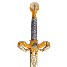 Espada de oro americano - 1