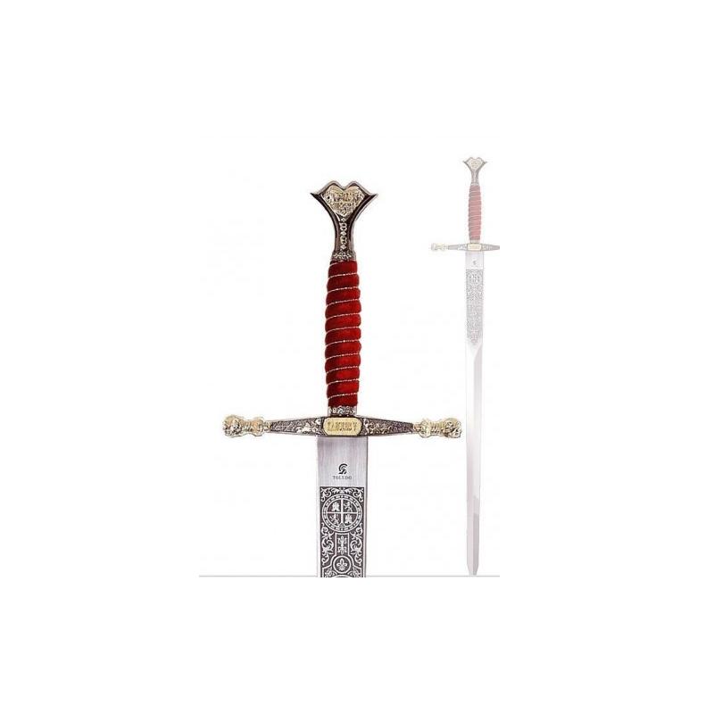 Sword Claymore Carlos V - 2