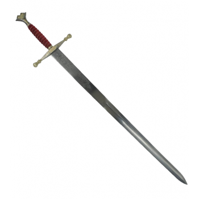 Sword Claymore Carlos V - 5