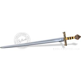 Sword Fryderyk Barbarossa Silver - 6