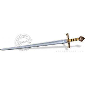 Barbarossa espada plata - 6
