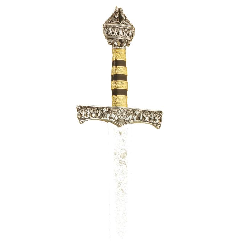 Sword Fryderyk Barbarossa Silver - 7
