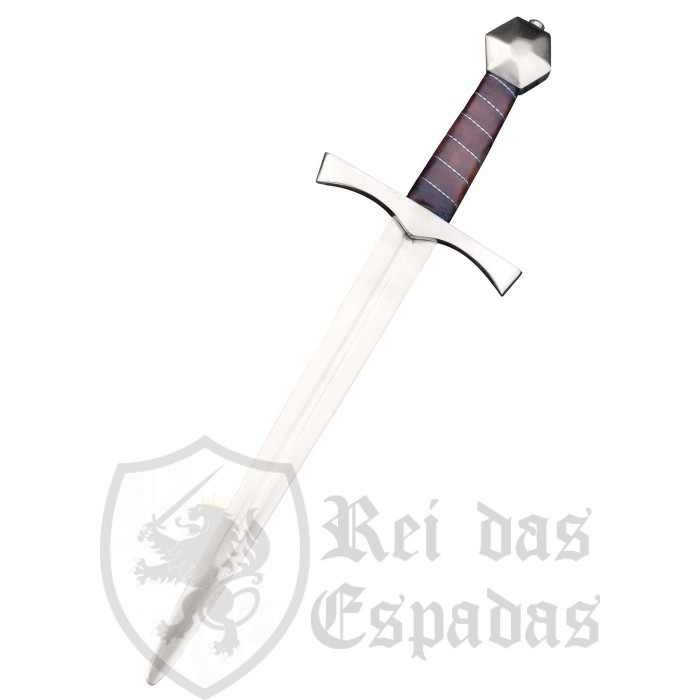 Medieval dagger with sheath, regular version - 1