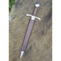 Medieval dagger with sheath, regular version - 2