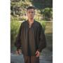 Modelo de camisa Elric en negro - 1