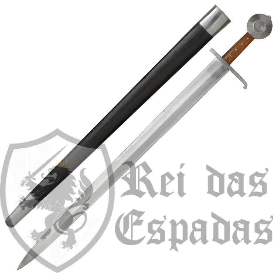 1400 era solo entregado la espada