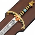 Espada Rei Ricardo- Coração de leão
