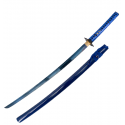 Katana for Blue Practices With Box - 6