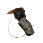 Leather holster for revolver - 1